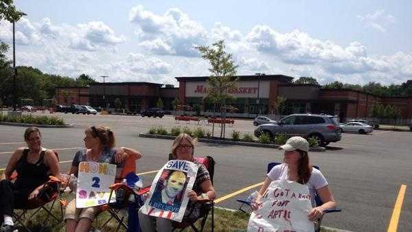 Market Basket Protest Brockton