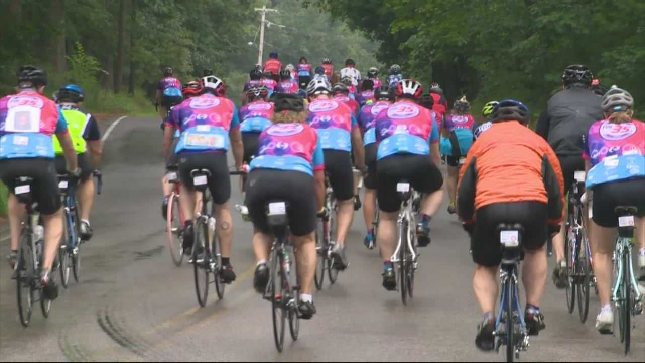 30 treated for hypothermia at Pan-Mass Challenge