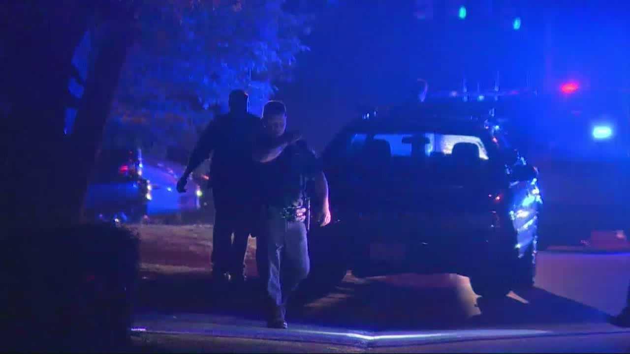 Police investigate Randolph shooting