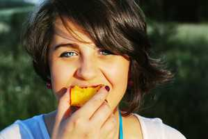 8.) Chew your food