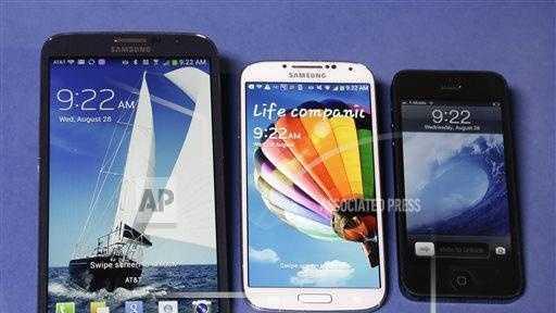 Galaxy 4s