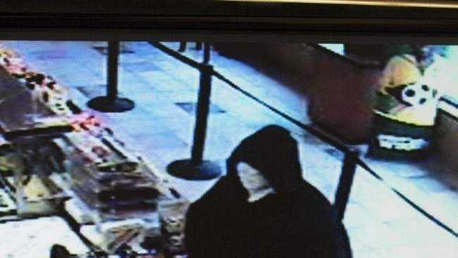 Taunton subway robbery Surveillance Image