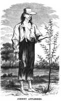 Johnny Appleseed is the official Massachusetts State Folk Hero.