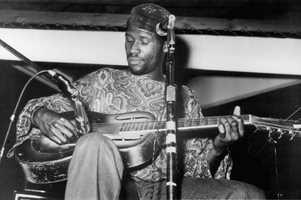 Taj Mahal is the official Massachusetts Blues Artist.