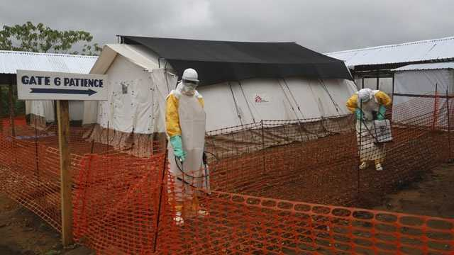 Ebola outbreak, Sierra Leone