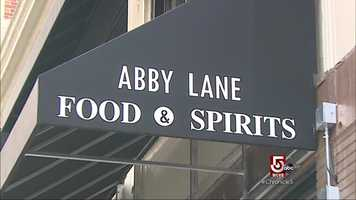 The feeling in Abby Lane is very approachable and fun.