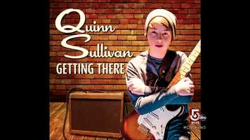We first met Quinn Sullivan as he was about to finish 8th grade. The New Bedford teen is heading out on a national tour for his second CD.