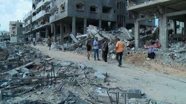 Gaza peace talks