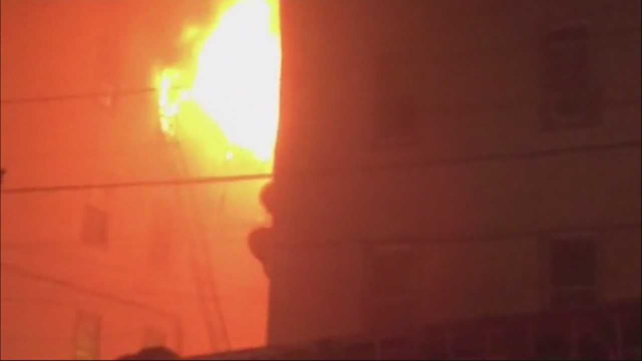 One dead in Revere fire