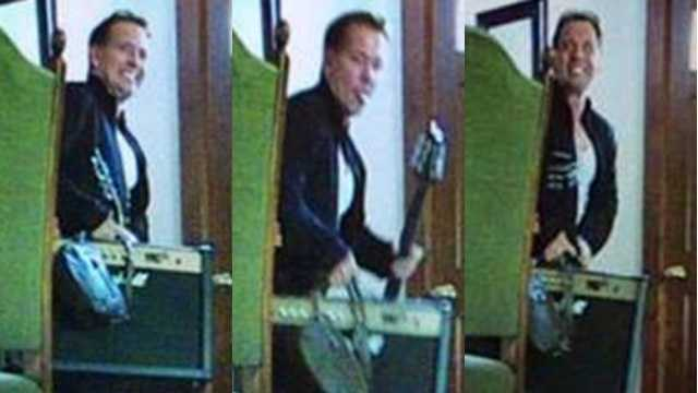Manchester burglary suspect