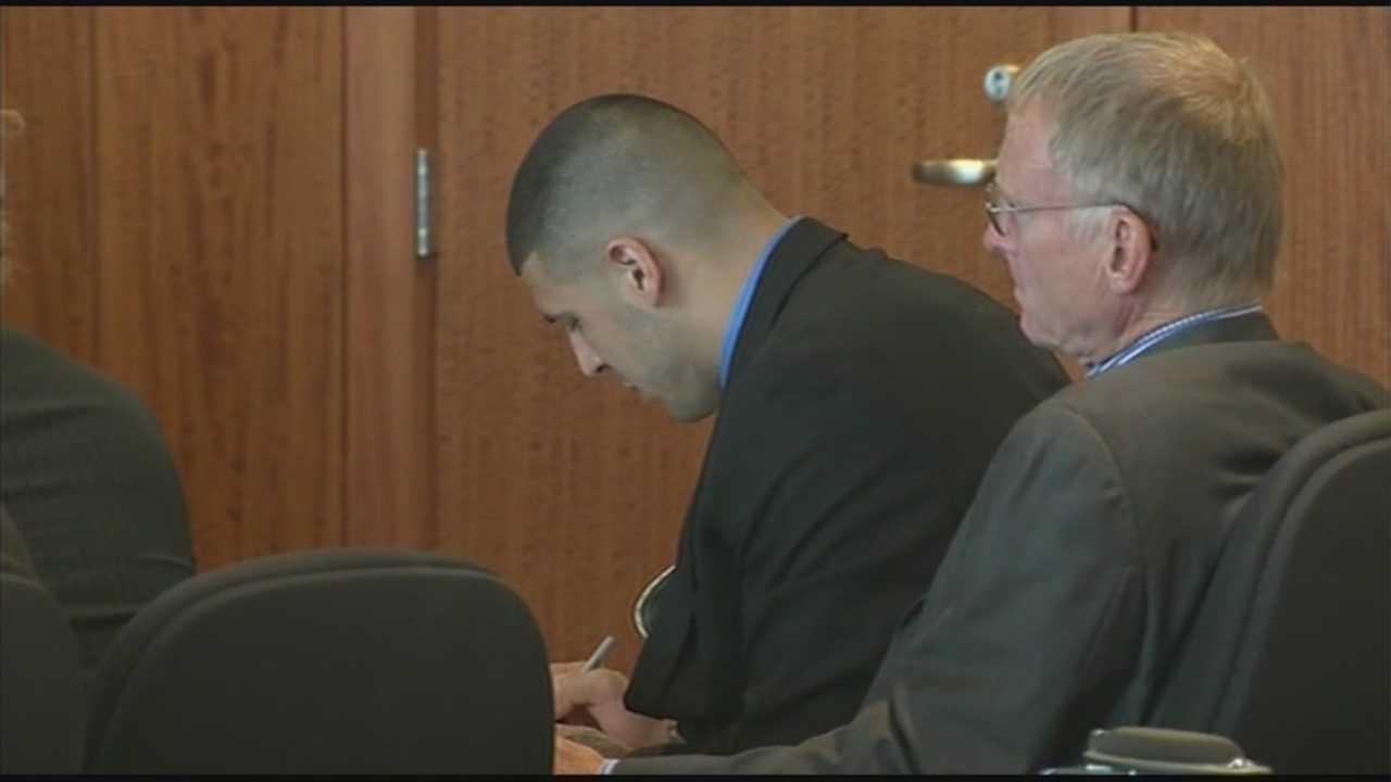 Hernandez defense wants some evidence suppressed
