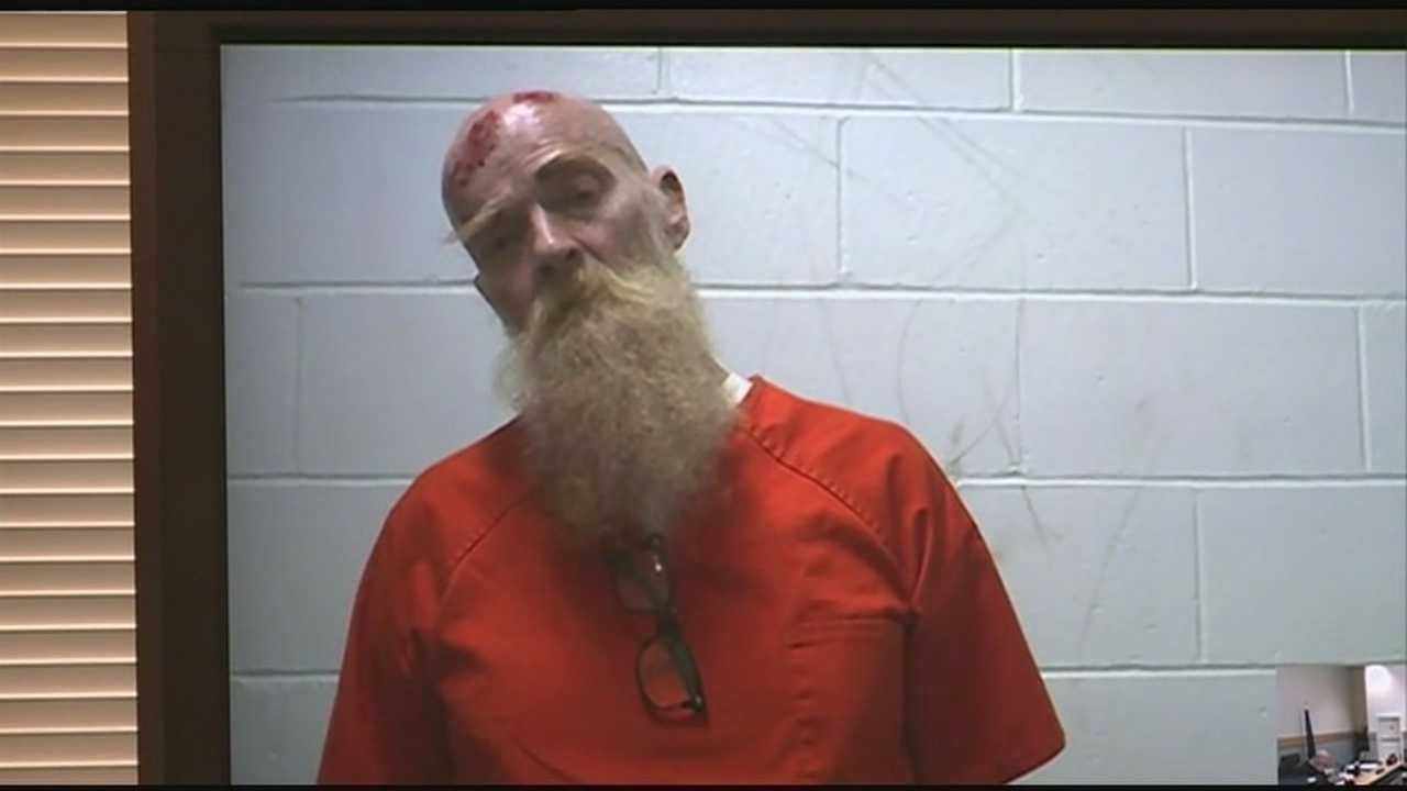 Man accused of shooting son in legs