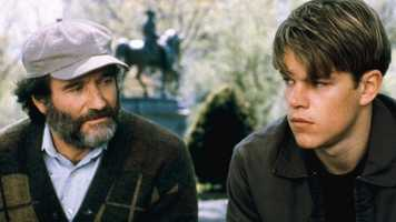 """Williams won an Oscar for his performance in 1997's """"Good Will Hunting"""""""