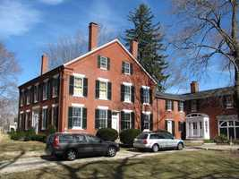 46.) West Newbury -- 26 homes sold with an average selling price of $538,875
