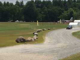 Police are investigating the sudden death of a skydiver Sunday morning in Pepperell.