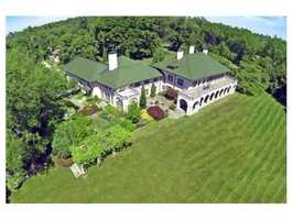 18 Page Road is on the market in Lincoln for $7.5 million.