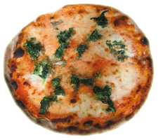Pizza joint's combination of white flour dough, hydrogenated oils, processed cheeses, and preservatives can throw off your blood sugar levels.