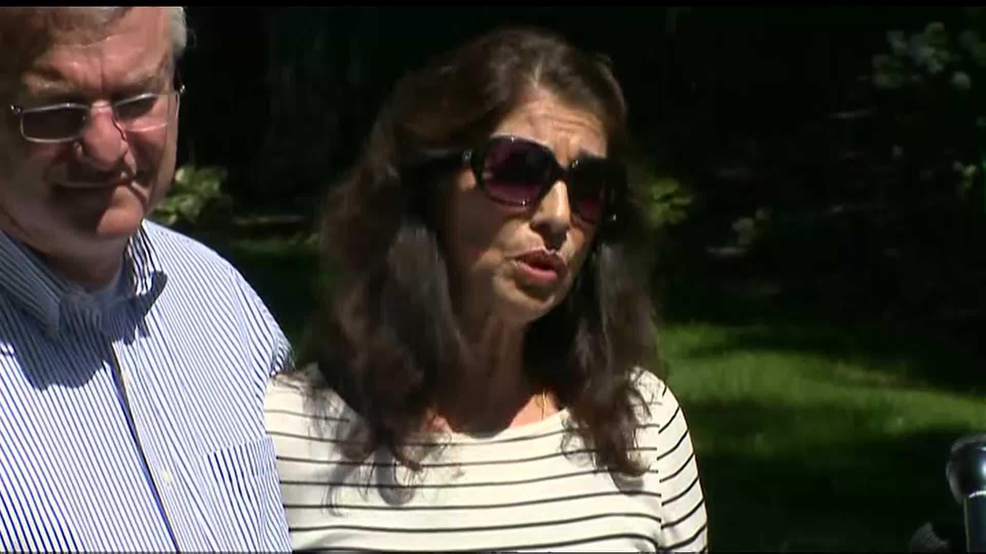 Slain journalist's parents talk about son