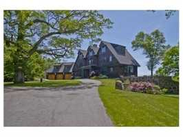 47 Forster Road is on the market in Manchester for $2.95 million.