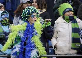 9) Seattle SeahawksHometown Crowd Rank: 12TV Audience Rank: 4Stadium Attendance Rank: 1Social Media Rank: 10Merchandise Rank: 5