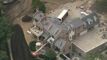 First Look Brady Bundchen Brookline Mega Mansion