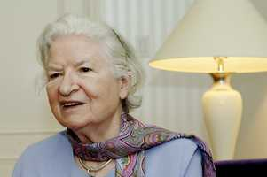 "P.D. James took the classic British detective story into tough modern terrain, complete with troubled relationships and brutal violence, and never accepted that crime writing was second-class literature.James is best known as the creator of sensitive Scotland Yard sleuth Adam Dalgliesh. But her wickedly acute imagination ranged widely, inserting a murder into the mannered world of Jane Austen in ""Death Comes to Pemberley"" and creating a bleak dystopian future in ""The Children of Men."" (3 August 1920 – 27 November 2014)"