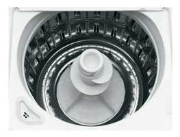 Disinfect your machine by washing a load of whites with bleach first, or cleaning your washer with bleach at least once a month.