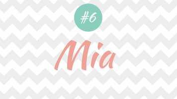 6 - Mia