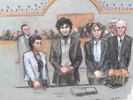A Federal jury sentenced Dzhokhar Tsarnaev to death for the Boston Marathon bombing.  The decision sets the stage for what could be the nation's first execution of a terrorist in the post-9/11 era, though the case is likely to go through years of appeals. The execution would be carried out by lethal injection.