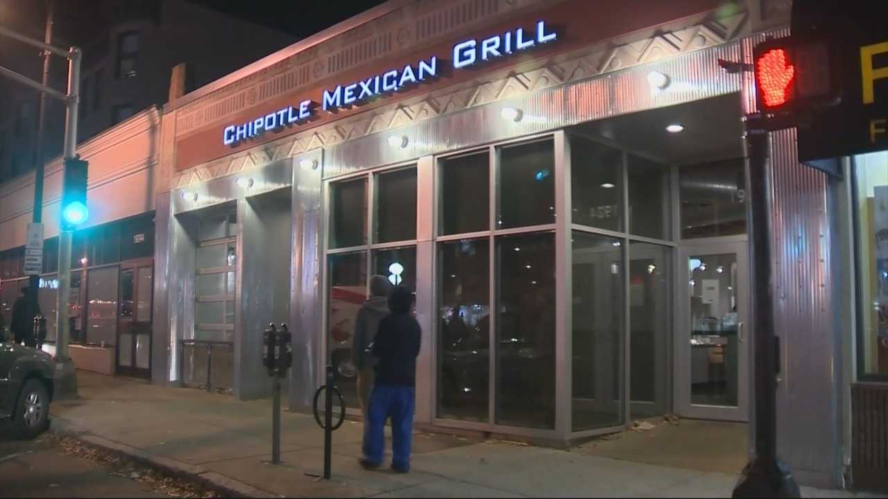 BC students sickened after eating at Chipotle