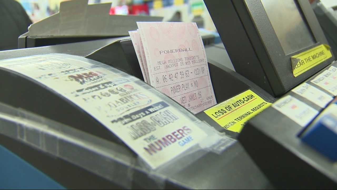 Numbers for record $1.58 billion Powerball drawn