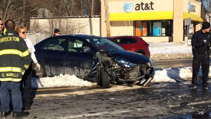Brockton Car Crash