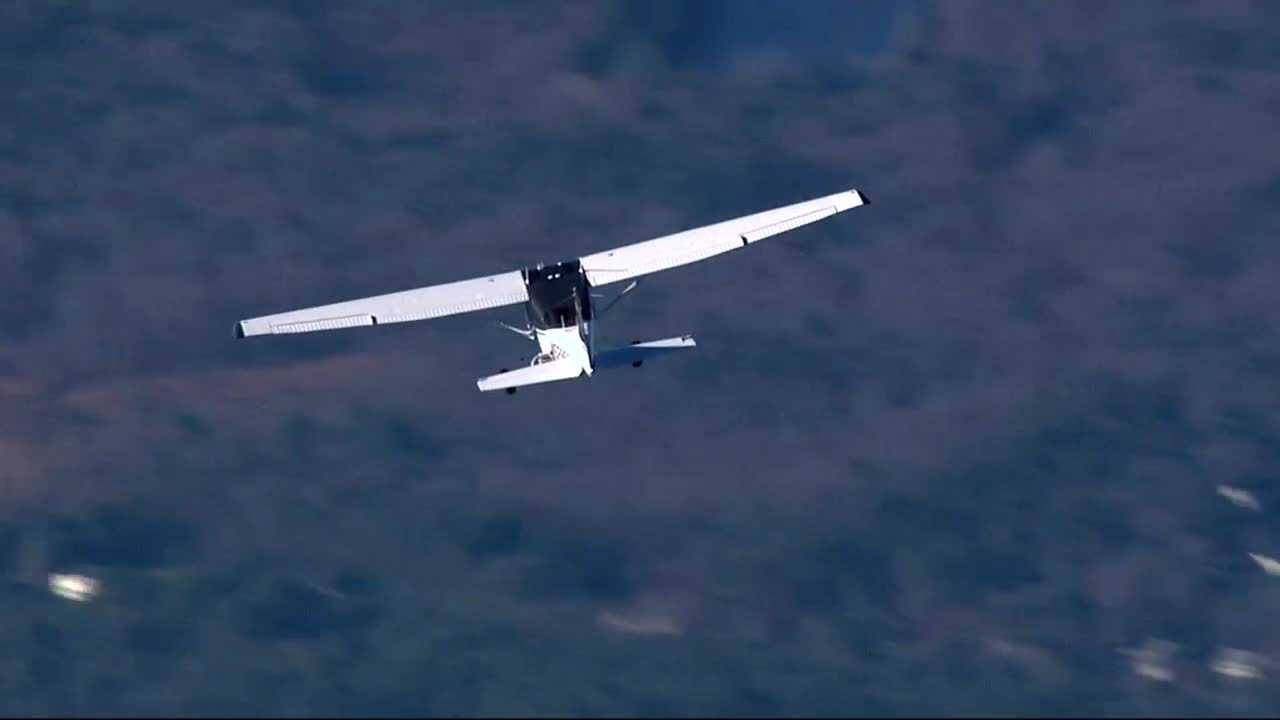 5 Investigates: Government surveillance planes spotted over Mass.