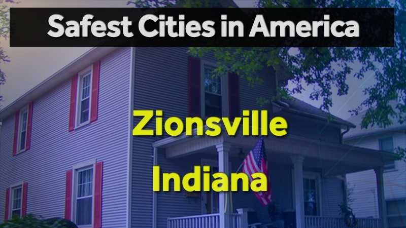 Safest cities in america 5 in mass make top 20 for Top 5 best cities in usa