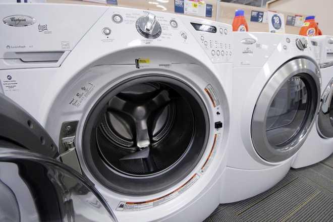 washing machine settlement