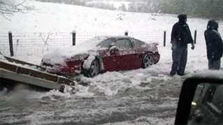 York Pa snow