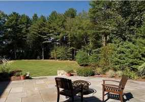 This home is beautifully landscaped with professional gardens.