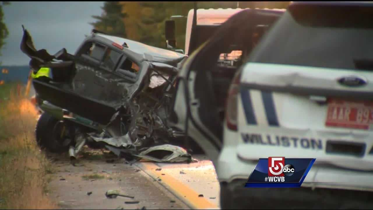 5 teens killed, several hurt in I-89 crashes