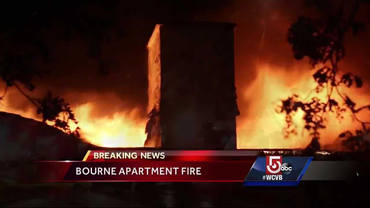 Bourne fire