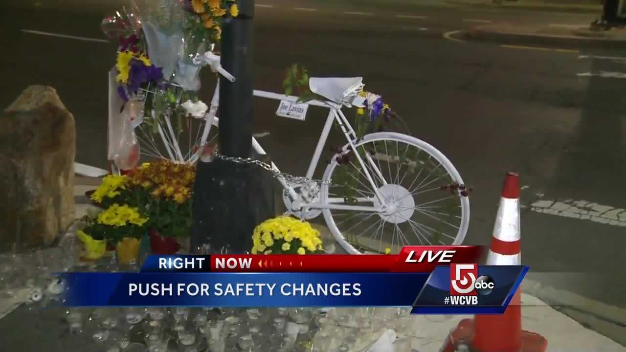 Push for safety changes at location of fatal crash
