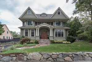 393 Fuller Street is on the market in Newton for $2,299,000.