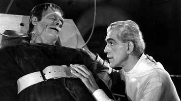 "Borlis Karloff painted a picture of a sympathetic creature capable of monstrous things in 1931's ""Frankenstein."" And he did so entirely with grunts and facial expressions. Not good enough for Oscar apparently."