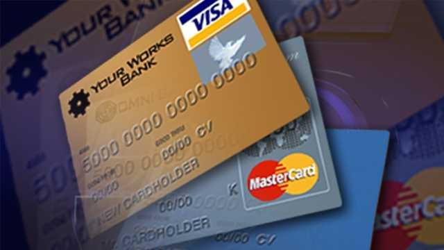 Credit cards - generic 2