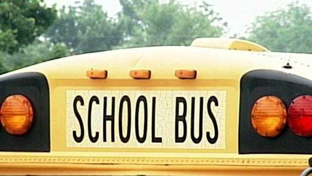LOUISVILLE NEWS: School Bus