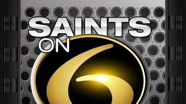 2011 Saints on 6 logo - 29116710