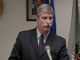 Jim Letten was the U.S. Attorney whose office sought federal charges against the Danziger Bridge officers. They were indicted June 12, 2010.