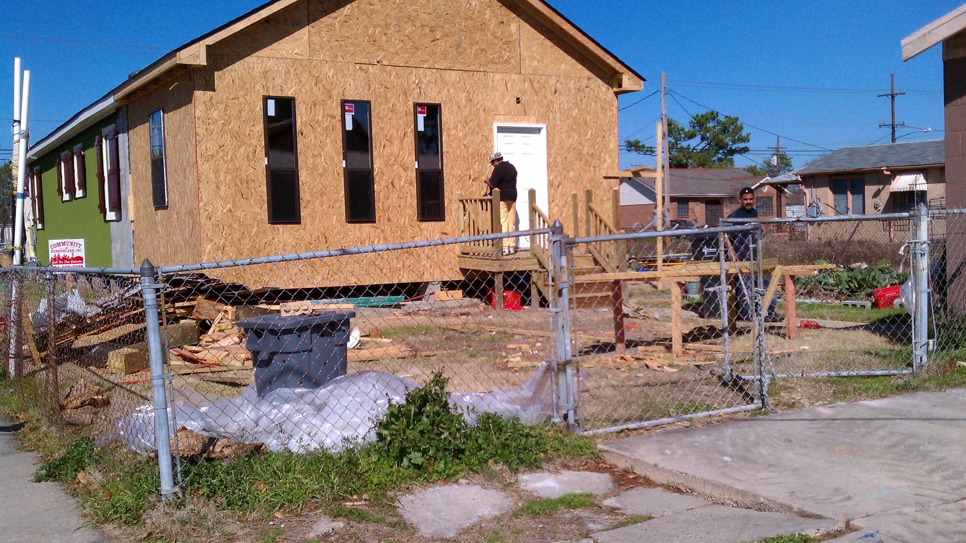 katrina, housing, rebuilding