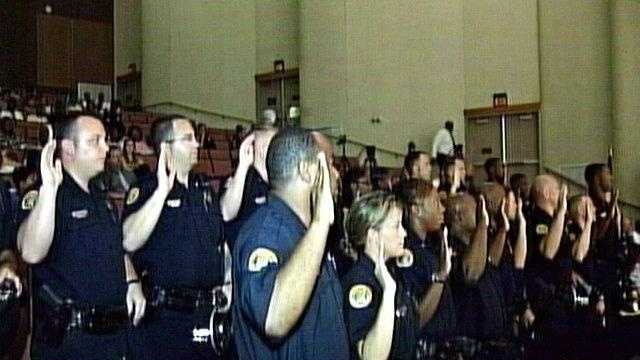 New Orleans News: Police Recruiting