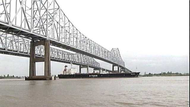 NEW ORLEANS NEWS: Mississippi River