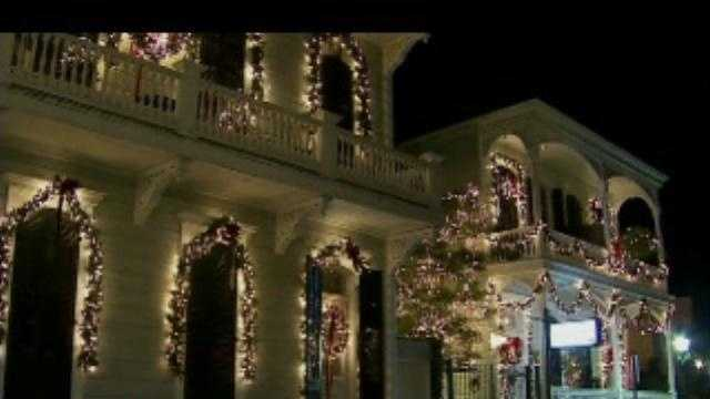 NEW ORLEANS NEWS: Christmas Decorations
